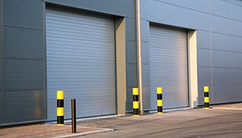 Bespoke Design Industrial Roller Shutter Doors