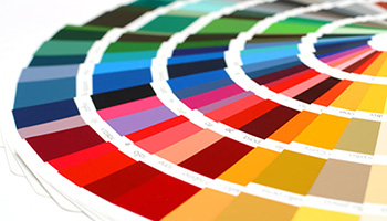Colour Charts for Security Shutters, Doors and Gates