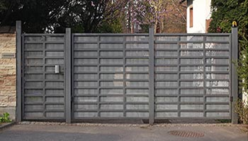 Electric Sliding Gate Design