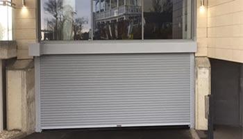 High Speed Commercial Shutter Door