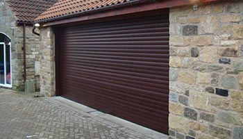 Insulated Electric Garage Doors