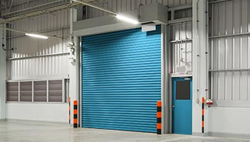 Warehouse Roller Shutter Door