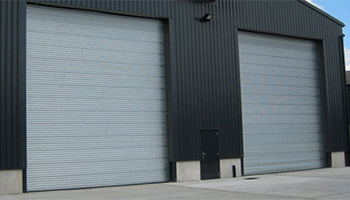 Large Industrial Roller Shutter Doors Essex