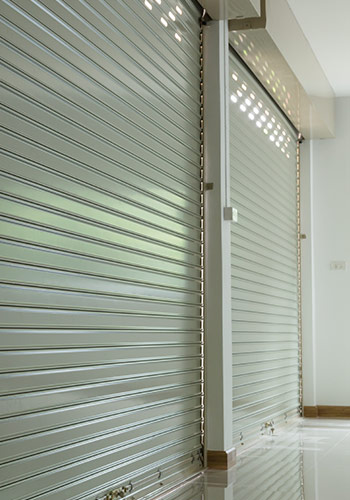 Commercial Fire Shutters and Fire Curtains