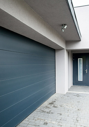 Modern Sectional Garage Doors