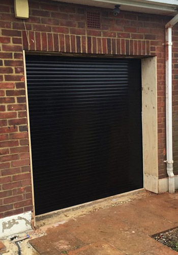 Sectional Garage Doors Installation