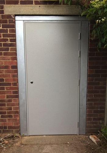 Steel Door Installation Essex