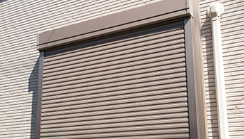 Metal Window Roller Shutters