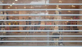 Polycarbonate Shop Front Shutters