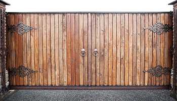 Install highly secure Security Gates Rayleigh from EDM