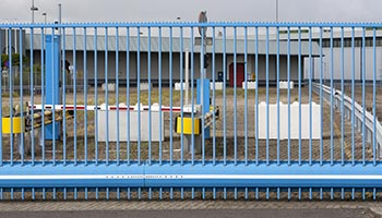 Automatic Security Gates Industrial