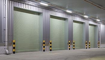 Bespoke Security Industrial Roller Shutter Doors