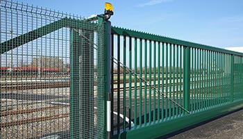 Industrial Security Gate Installers