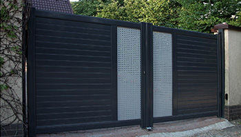 Improve the appearance of your home or business with Electric Gates East London by Essex Door Maintenance