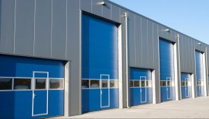 Up and Over Doors from Roller Shutters Surrey suppliers.