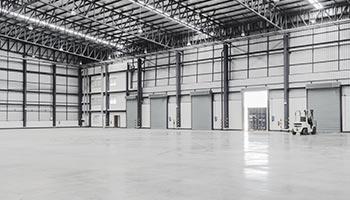 Warehouse Industrial Roller Shutter Doors