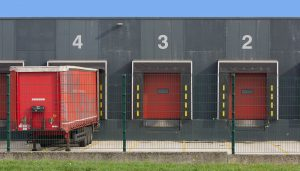 Dock Levellers from Sectional Garage Doors Kent suppliers.