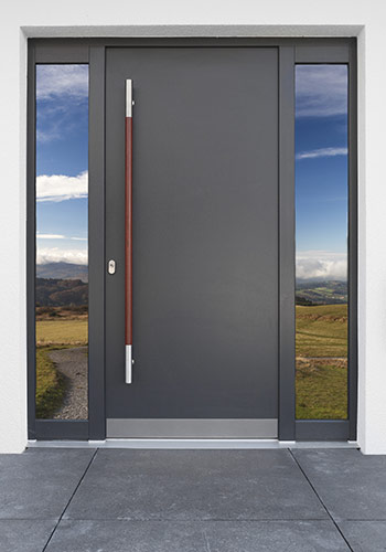 Modern Security Doors for Homes
