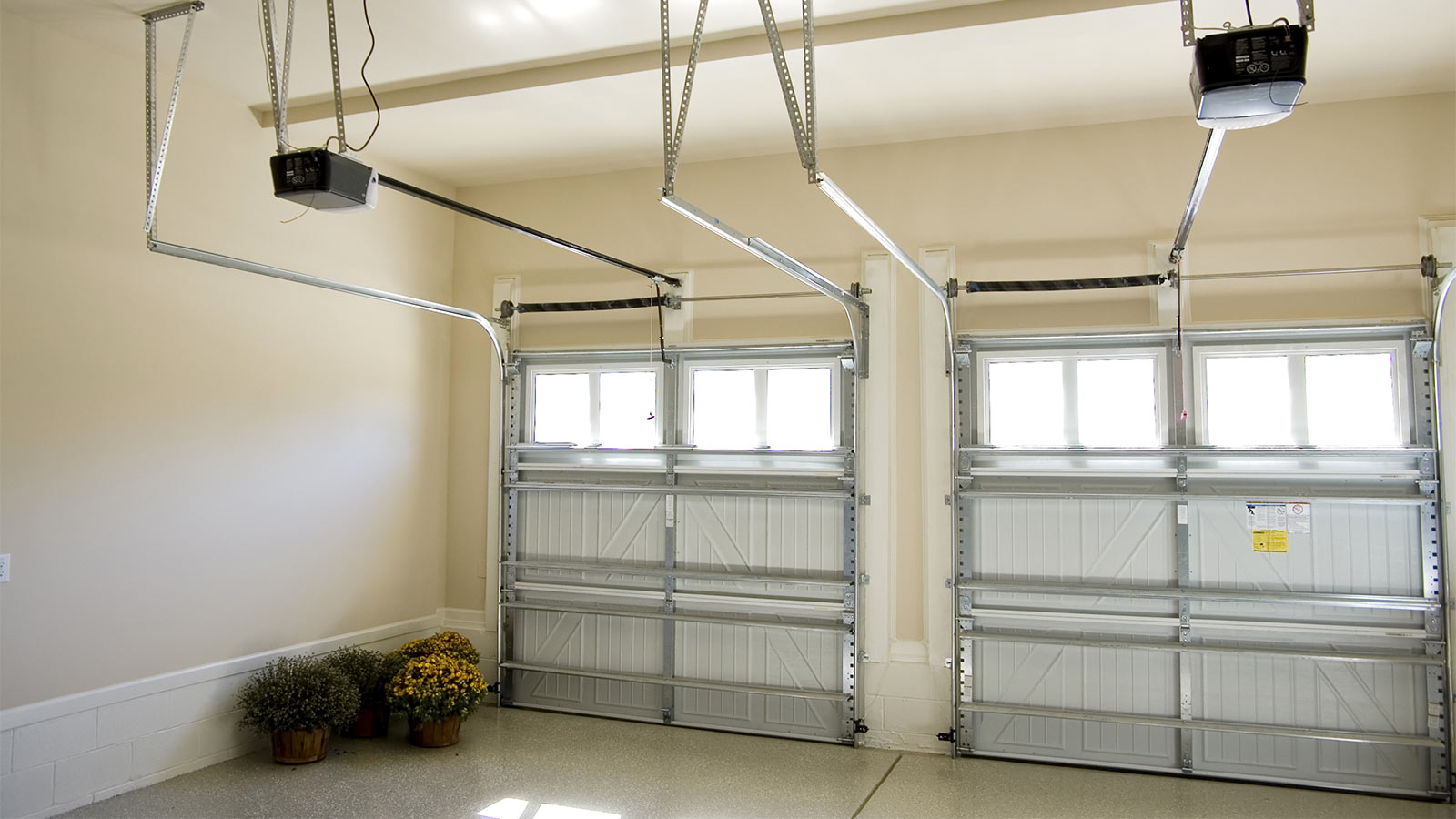 Sectional Garage Doors from Roller Shutters Cambridgeshire suppliers.