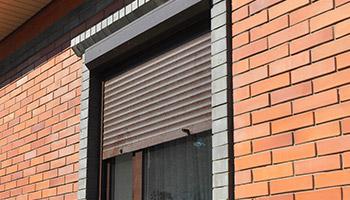 Domestic Window Roller Shutters Installation