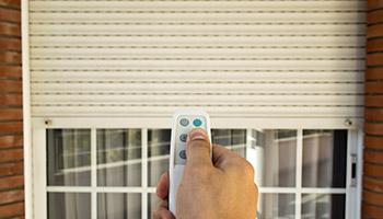 Remote Control Window Shutters
