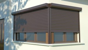 Window Roller Shutters from Electric Roller Garage Doors Croydon suppliers.