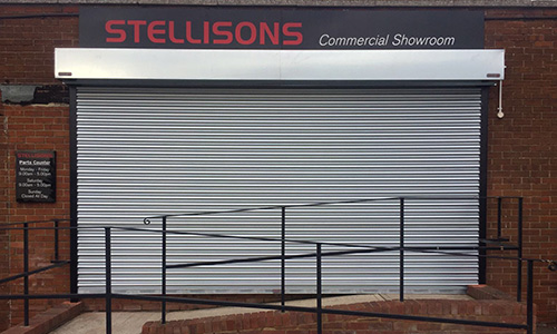 Commercial Roller Shutters Essex Installation