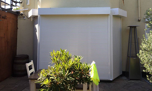 Domestic Roller Shutters Essex