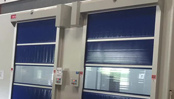 High Speed Shutters Supply and Fit
