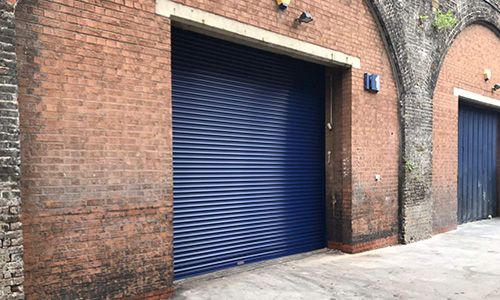 Industrial Roller Shutters Essex