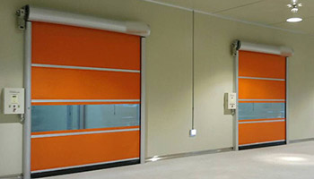 High Speed Shutters from Sectional Garage Doors Kent suppliers.
