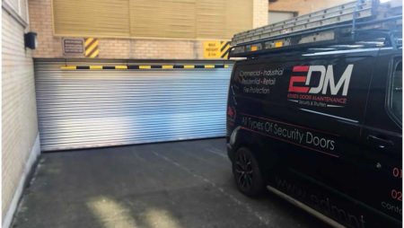 Emergency Roller Shutter Repair Liverpool St, London