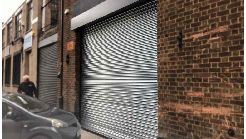 Commercial Roller Shutters installed Aldgate East, London