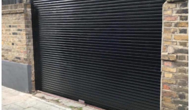 New Roller Shutters in Whitechapel, East London