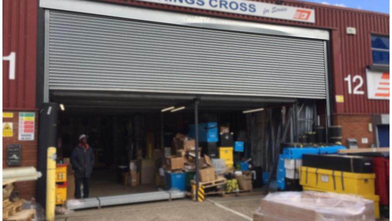 Emergency repair Kings Cross, London