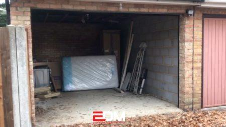 New Garage Doors fitted in Basildon, Essex