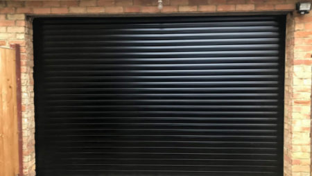 New Automatic Garage Doors by EDM in Basildon, Essex