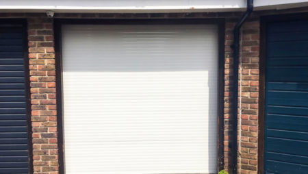 Garage Doors supplied and fitted.