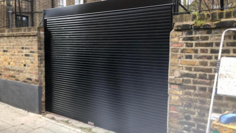 New Garage Doors London