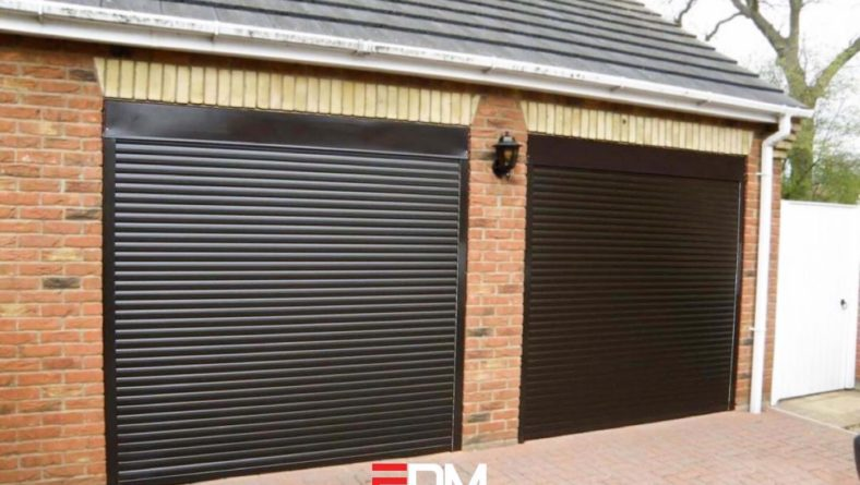 Garage Shutters by EDM