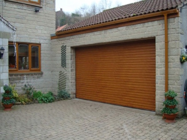 Home Garage Roller Shutters Installed