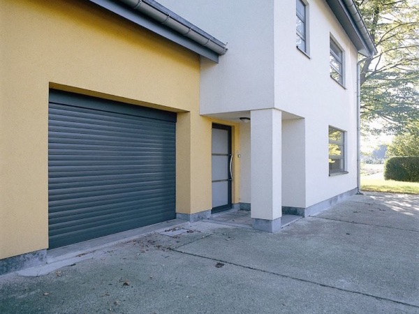 Modern roller shutters supplied and fitted by EDM