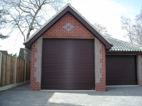 Insulated roller shutters by EDM