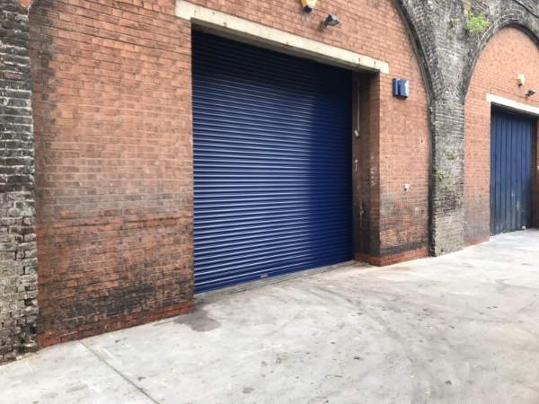 Secure roller shutters