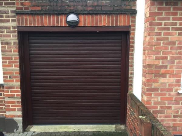 Compact Garage roller shutters bespoke design