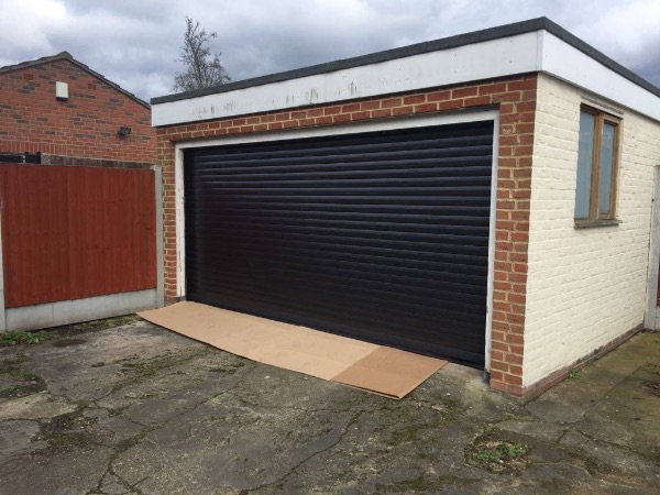 Large roller shutters supply