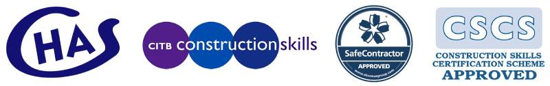 Accreditations for Up and Over Doors Suffolk Manufacture, Install and Repair