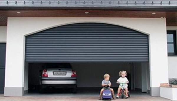Automated safety features of Electric Roller Garage Doors East London by Essex Door Maintenance