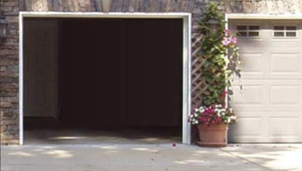 Space saving Electric Roller Garage Doors Chigwell fitted by Essex Door Maintenance