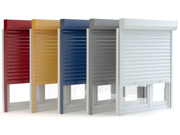 Range of Window Roller Shutters for Commercial and Private security